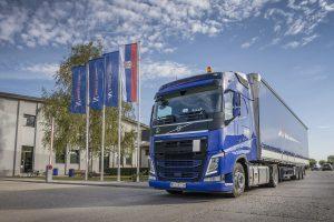 Volvo kamion, Bugarinovic Transport