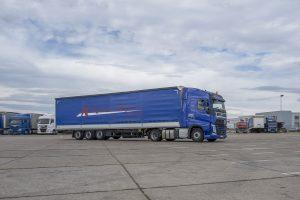 Volvo kamion