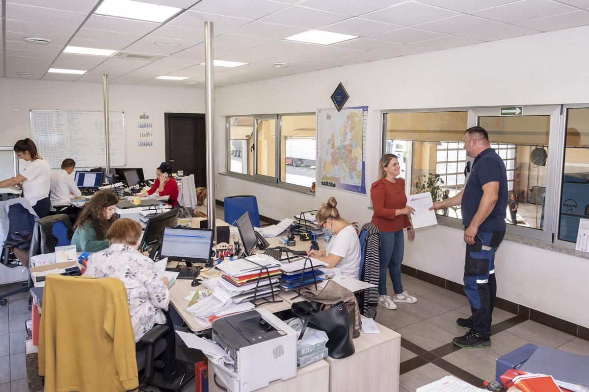 Bugarinovic transport kancelarija